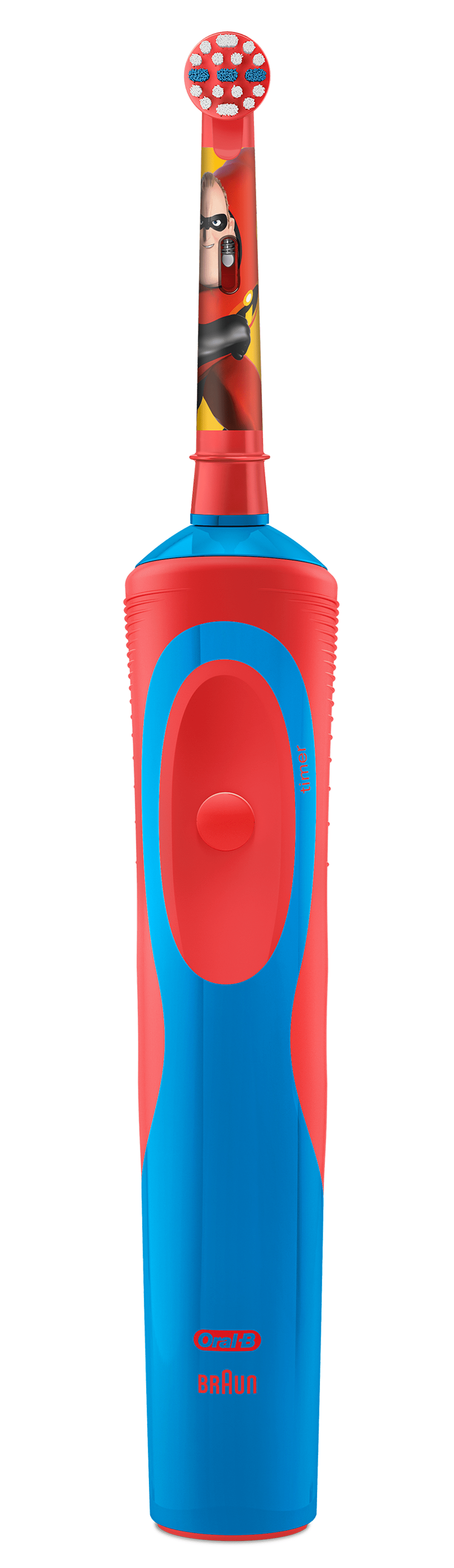 Oral-B Kids Vitality Incredibles Elektrische Tandenborstel
