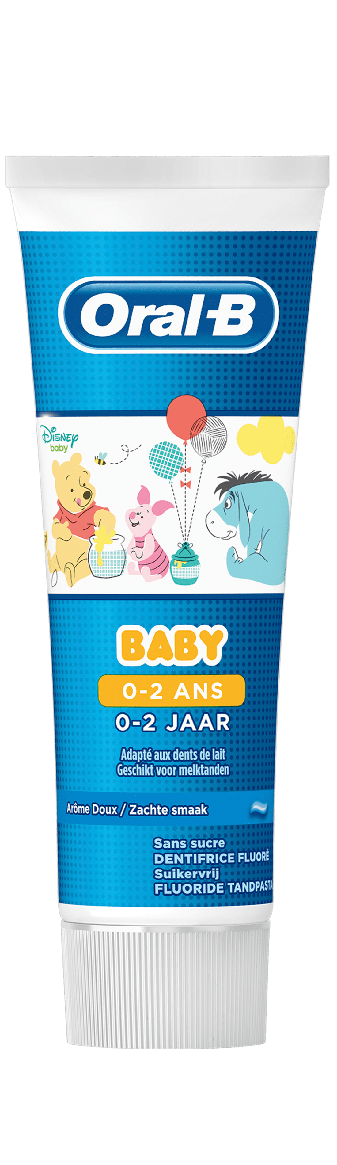 Oral-B Baby Winnie De Poeh Tandpasta 75 ml
