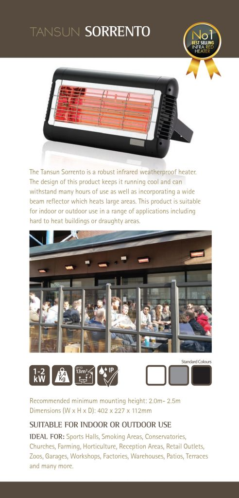 Tansun Heater Brochure 2016-3