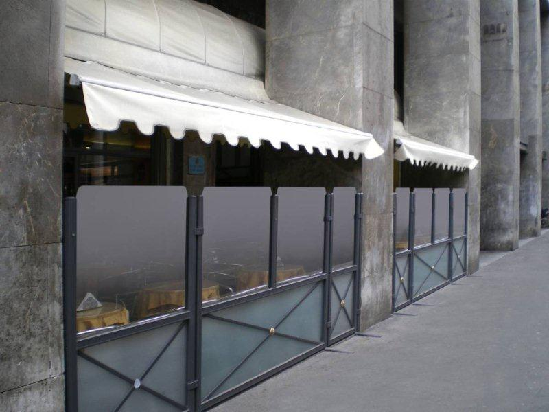 פגודים מעוצבים למסעדה