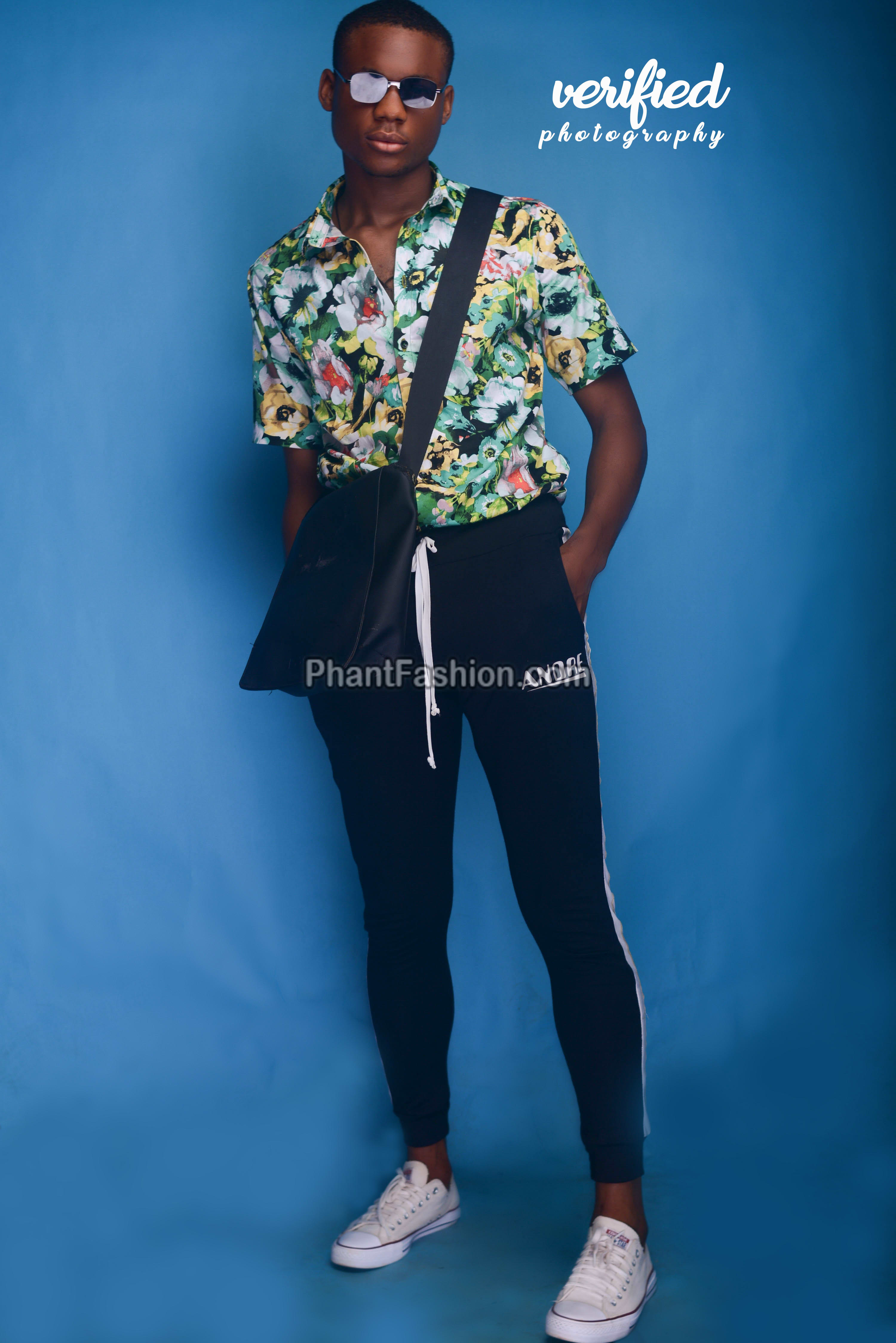 Summer shirt and joggers | Phantfashion - Nigeria\'s No. 1 Online Tailor