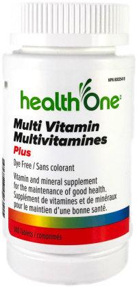 Multi Vitamin Plus