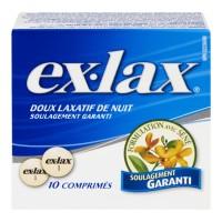 EX-LAX SENNE