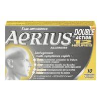 AERIUS ALLERGY DUAL ACTION