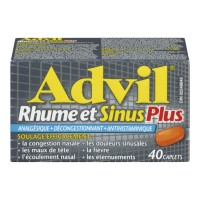 ADVIL COLD & SINUS PLUS
