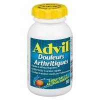 ADVIL ARTHRITIQUE DOULEUR CAPS 80