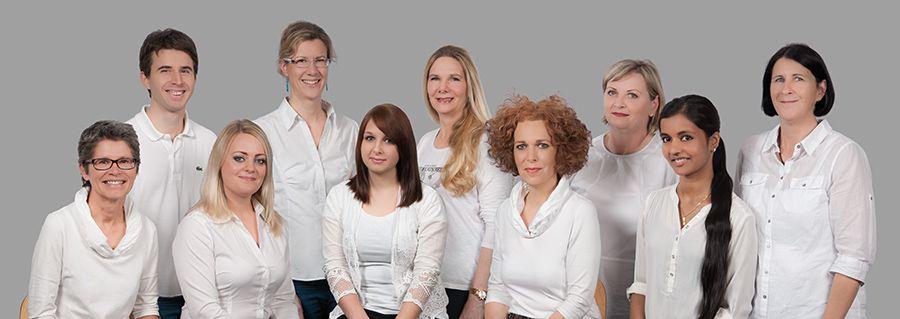 The team of Pharmasana