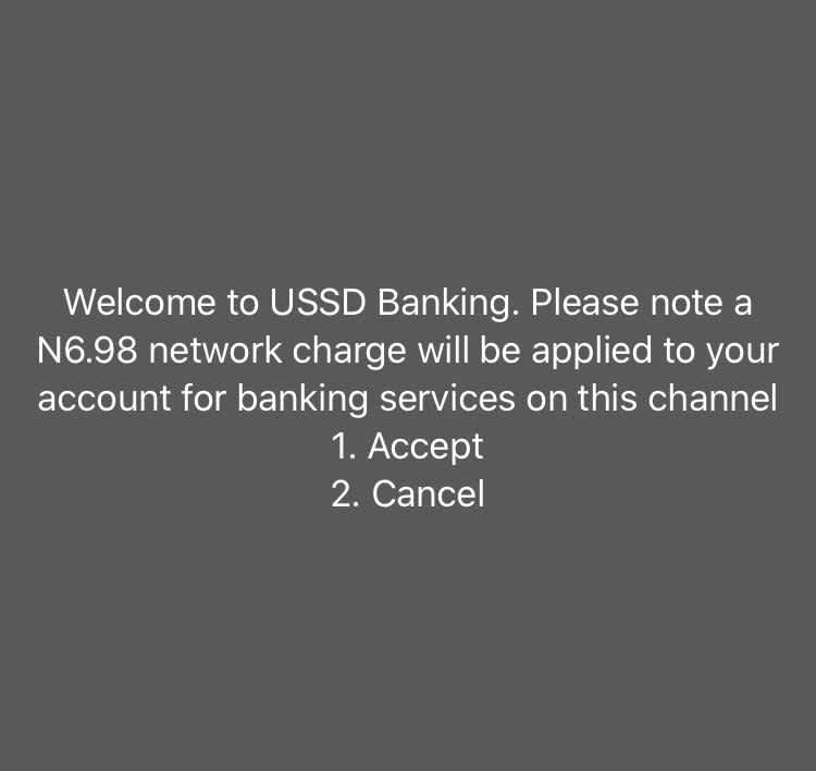 Nigerians to pay NGN6.98 to Access USSD Services on their mobile device
