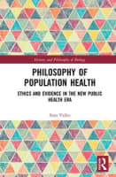 Philosophy of Population Health: Philosophy for a New Public Health Era