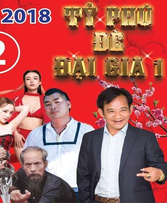 Hài tết 2018: Tỷ Phú Đè Đại Gia
