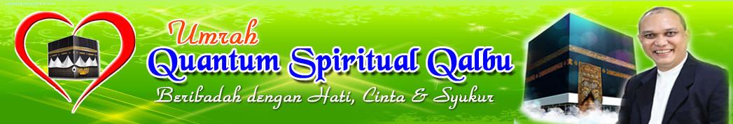 Umroh Quantum Spiritual Qalbu