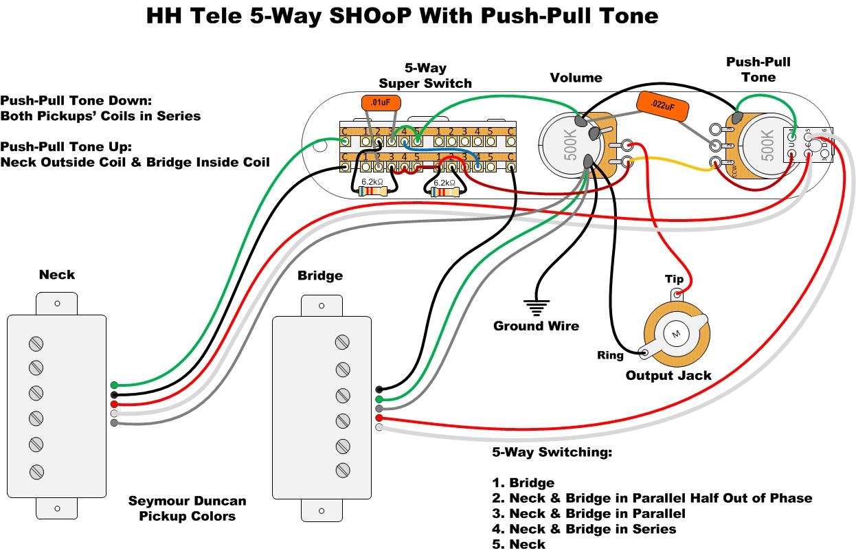 5 Way Shoop Guitarnutz 2