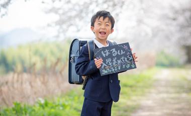 卒入園/卒入学の出張撮影