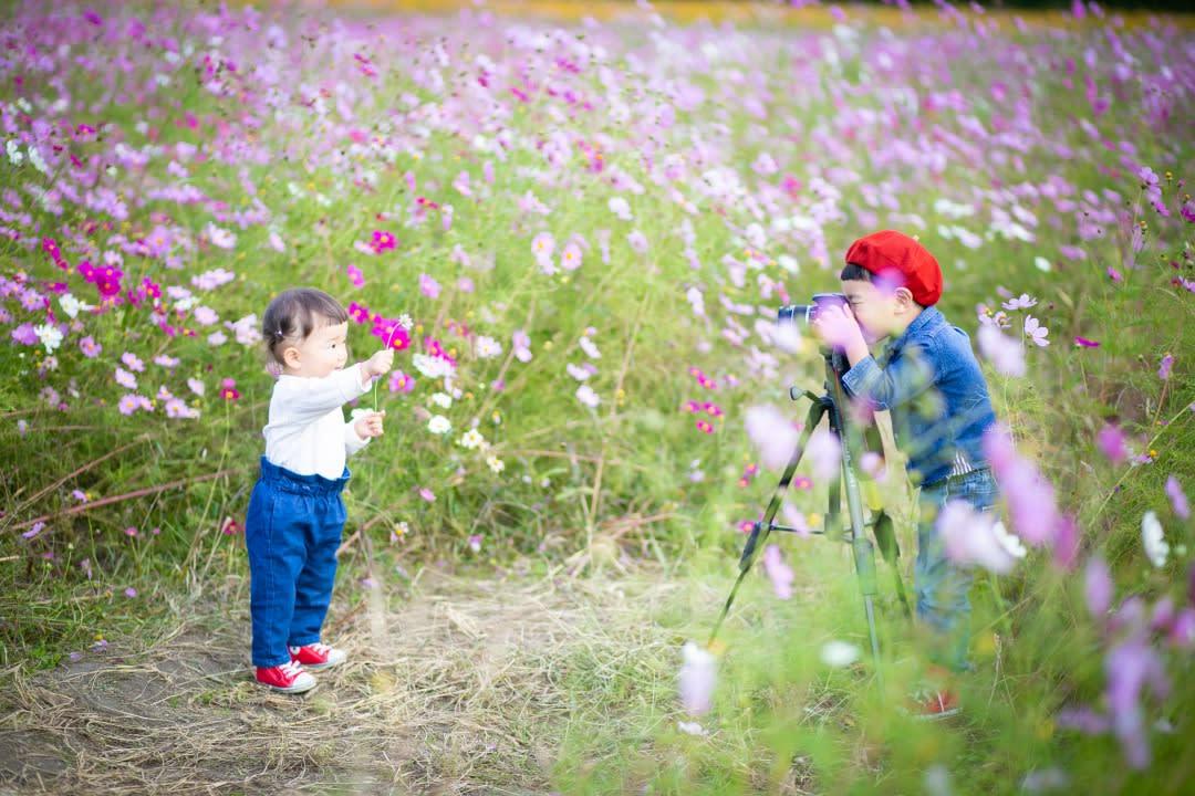 小さな世界の撮影会