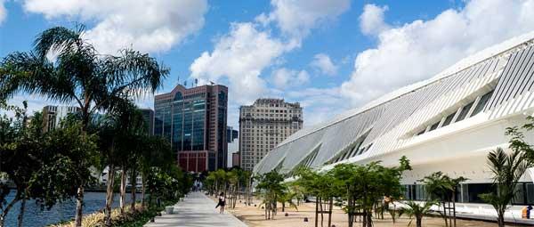 Rio indicada capital mundial da Arquitetura