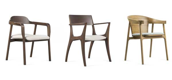 Lançamentos Moora Mobília Brasileira na High Design