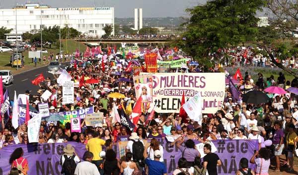 FNA apoia movimento pela democracia