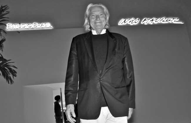 Morre o designer alemão Ingo Maurer