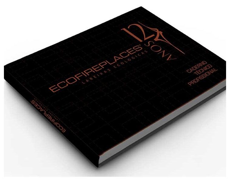 Ecofireplaces lança Caderno Técnico para Profissionais