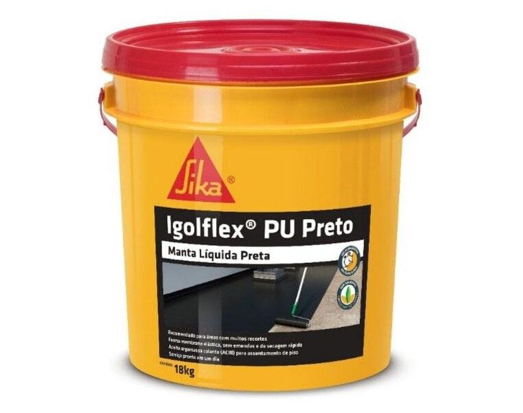 Igolflex® PU Preto da Sika