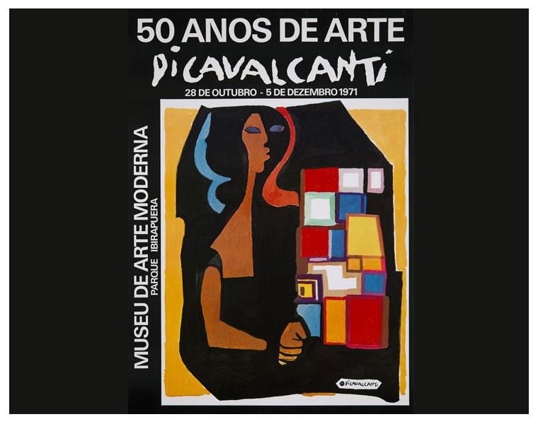 25/05 – Di Cavalcanti no MAM São Paulo