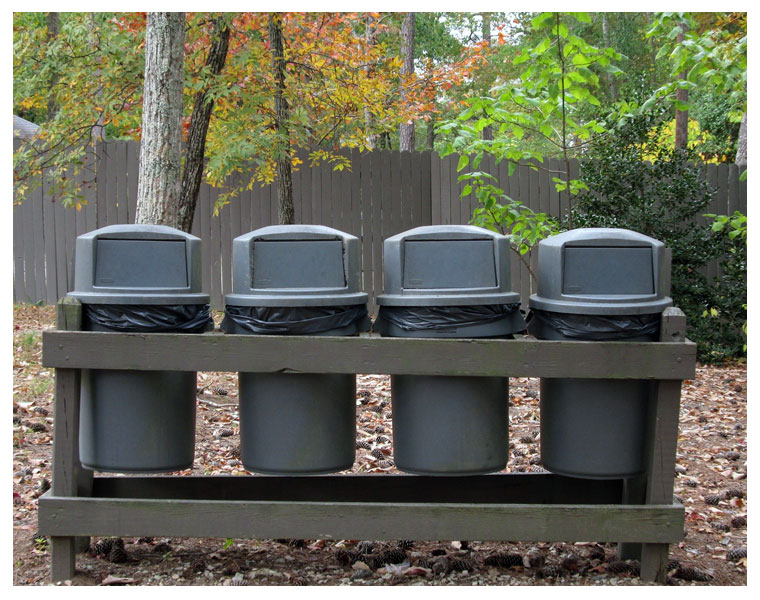 Desafios da reciclagem
