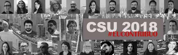 Por que nós, arquitetos e urbanistas, pagamos a CSU 2018