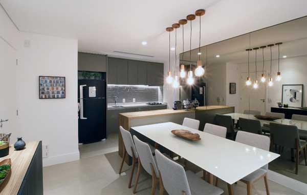 Apartamento por Renate Rossi