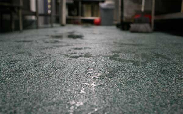 A fundamental impermeabilização dos pisos