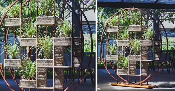 DonaFlor Mobília apresenta Herbário Puã