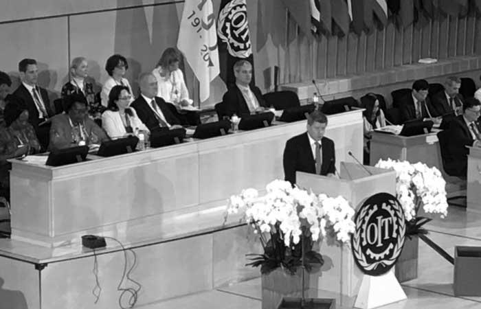 OIT analisa Reforma Trabalhista brasileira
