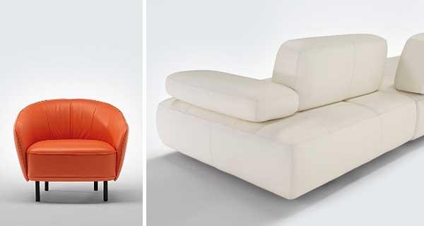 Couro e o design brasileiros integrados