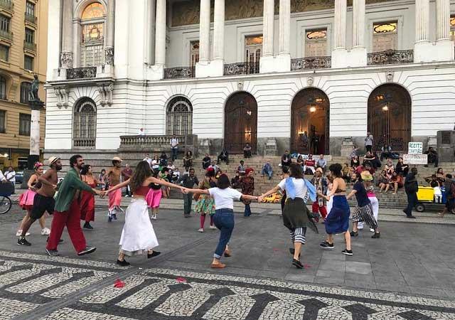 Sete anos da Lei do Artista de Rua no Rio