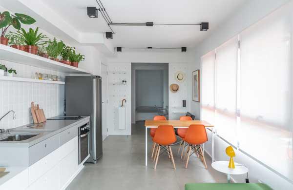 Apartamento na Pompeia pelo CR2
