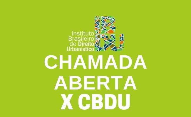 Submissões X CBDU até 08/07