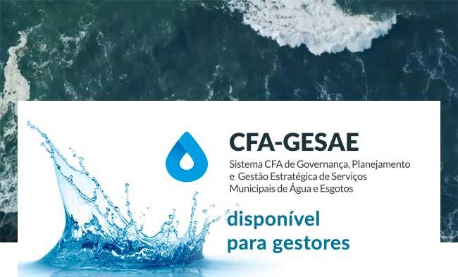 Gestão contra desperdício de água