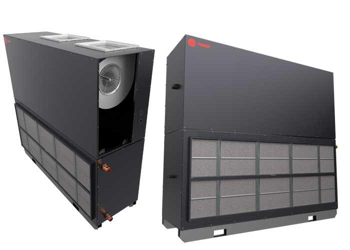 Trane lança linha de climatização modular