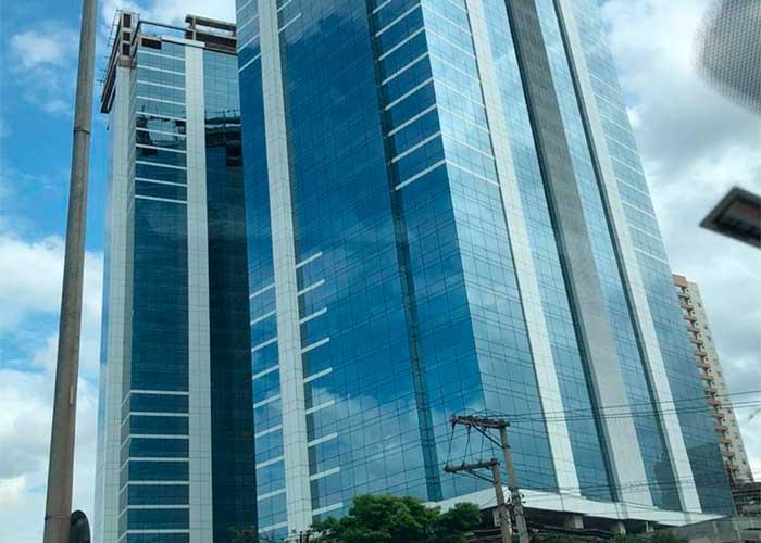Brasília Office Square recebe vidros da Guardian Glass