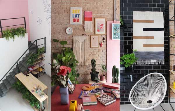 Botânica, artes e design na Casa Fuerte