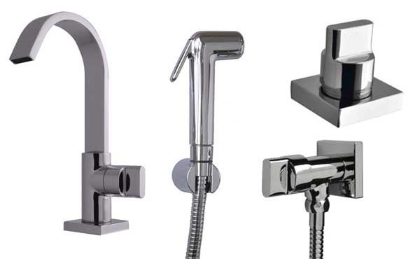 Codda Faucets apresenta Linha Carmina