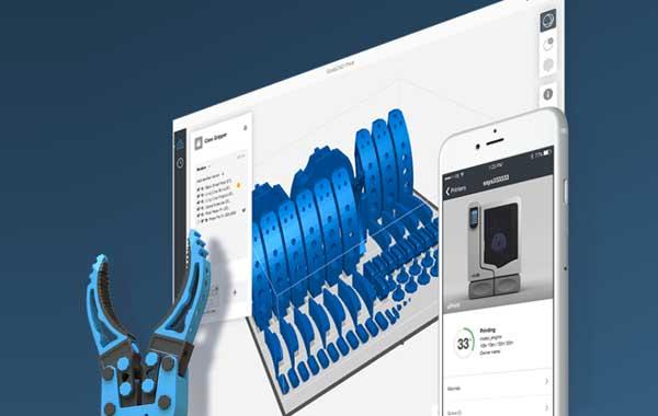 Simplificação na impressão de projetos em 3D