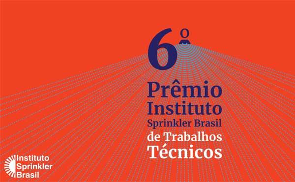 Prêmio do Instituto Sprinkler Brasil