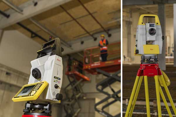Oferta digital Construtivo e Leica para canteiros de obras