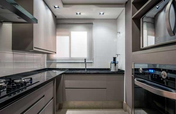 Bancada de cozinha por Daiane Antinolfi