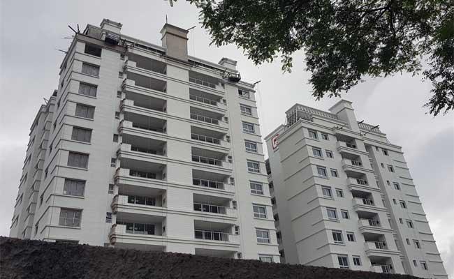 Condomínio em Curitiba utiliza sistema de isolamento térmico na fachada