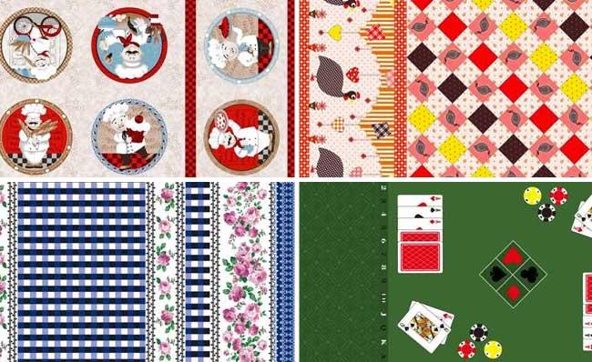 Novas estampas Decorelli® para diferentes estilos