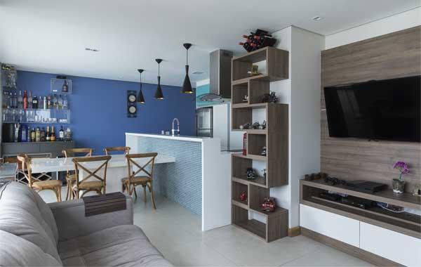 Duplex masculino de Claudia Alionis