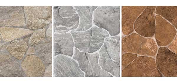 ROX Cerâmica lança pisos inspirados em pedras rústicas