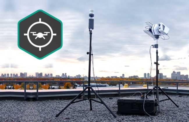 Tecnologia para combater drones espiões
