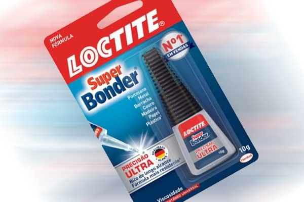 Loctite lança Super Bonder Precisão Ultra